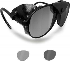 Bertoni Glacier Polarized Sunglasses