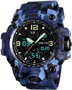 Dayllon Men's Analog Digital Watch