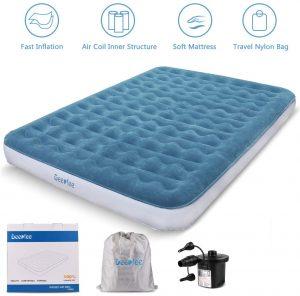 Deeplee Blow-Up Bed Inflatable Mattress