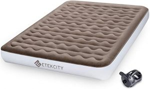 Etekcity Upgraded Camping Air Mattress
