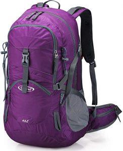 G4Free 45L Hiking Travel Backpack