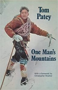 One Man's Mountain - Essays And Verses
