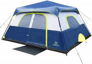 Ot Qomotop Advance Wall Tent
