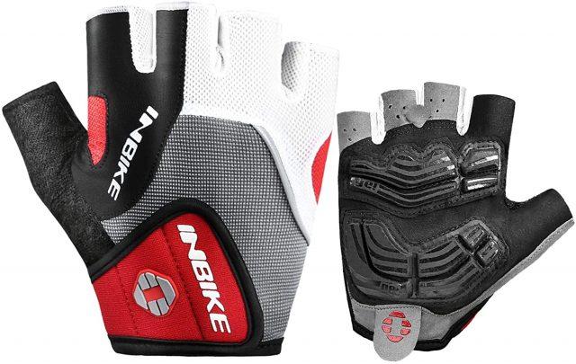 Inbike Men Cycling Gloves