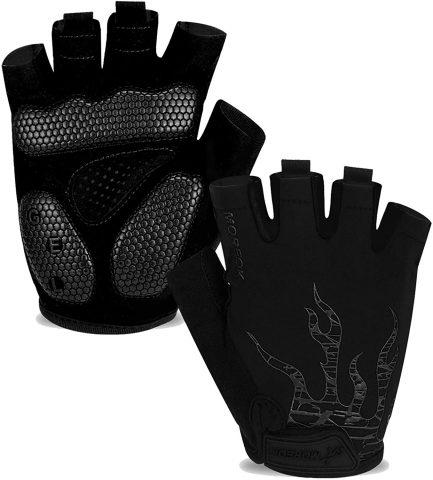 Moreok Half Finger Biking Gloves