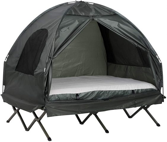 Outsunny Extra-Large Tent Cot