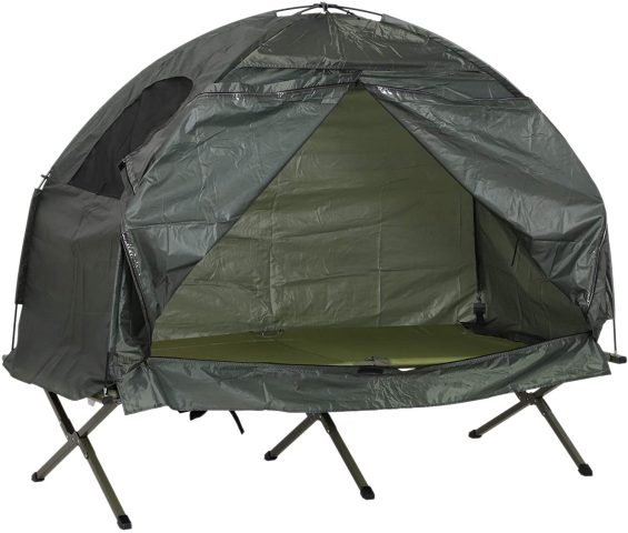 Outsunny One Person Tent Cot