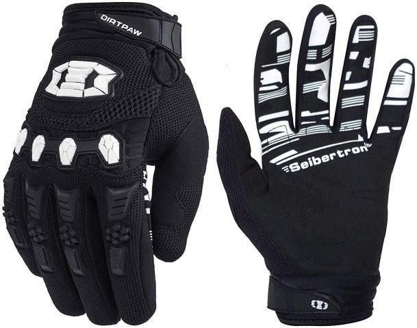 Seibertron Dirtpaw Unisex Full Finger Gloves