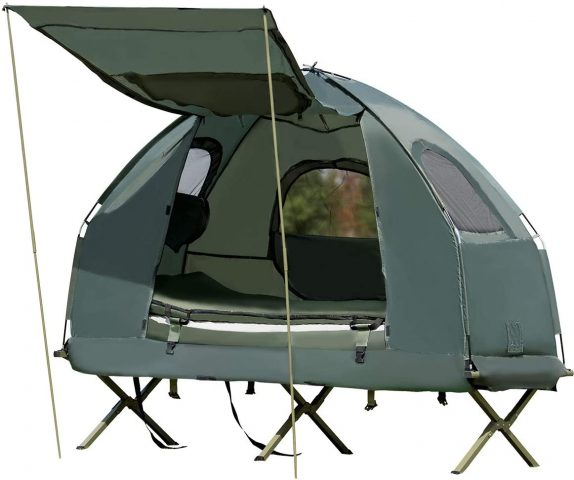 Tangkula One Person Tent Cot