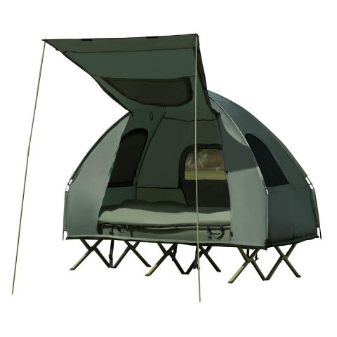 Tangkula Two Person Tent Cot