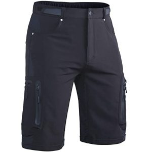 Ally Men's MTB Relaxed Loose-Fit Shorts
