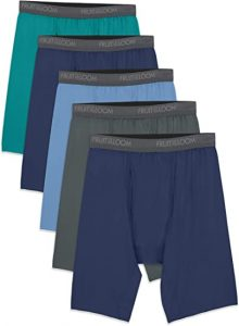 Fruit Of The Loom Men?s Micro-Stretch Boxers