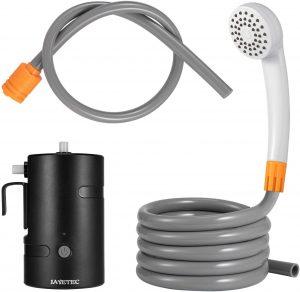 Jayetec Portable Shower Set