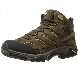 Merrell Moab 2 Best Hiking Shoes for Plantar Fasciitis