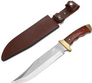 Mossy Oak Full-Tang Bowie Knife