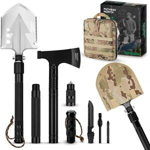 Pathway North Survival Shove and Camping Axe