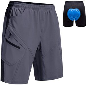 Spowind Mens Mountain Bike Shorts