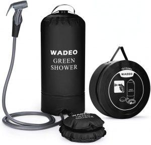 Wadeo Camp Shower Bag 15L