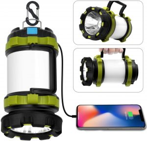 Wsky LED Camping Lantern T2000