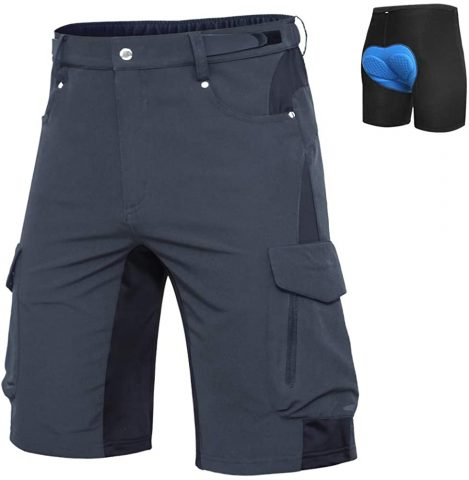 Ally Mens Mountain Bike Shorts.