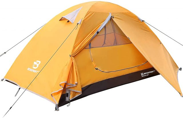 Bessport Backpacking Tent for 1 - 2 Person