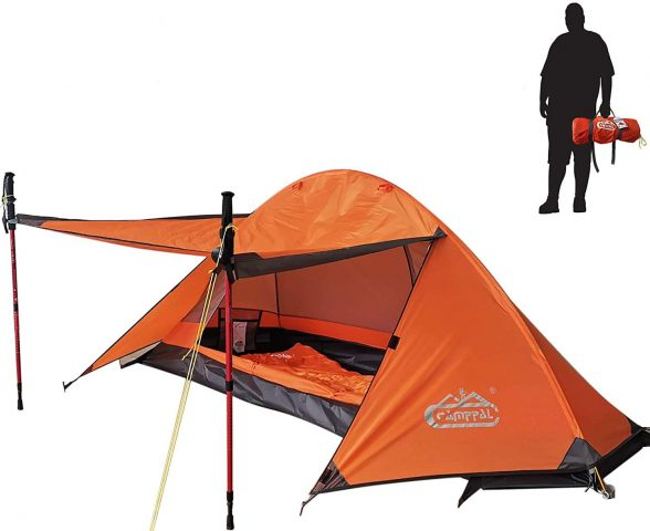 Camppal 3-4 Person Tent