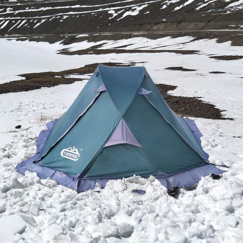 Camppal Professional 1 Person Tent