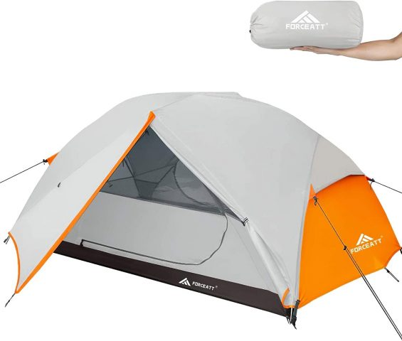 Forceatt Tent 3 and 2 Person Camping Tent