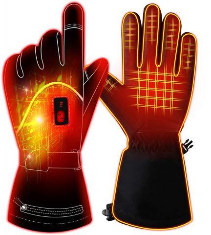 GLOBAL VASION Heated Gloves