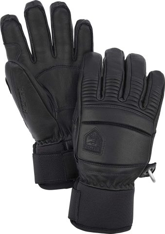 Hestra Leather Fall Snow Gloves