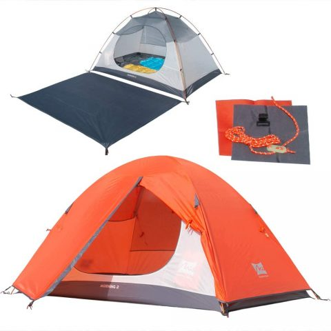Mis Mountain Inn Sports 1 Person Tent