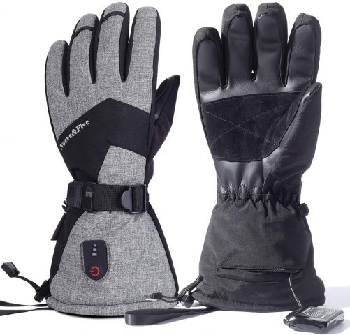 Nueve&Five Heated Gloves