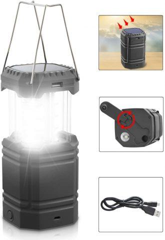 Roxicosly LED Camping Lantern