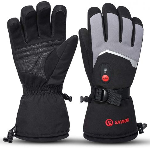 Savior Rechargeable Heated Gloves