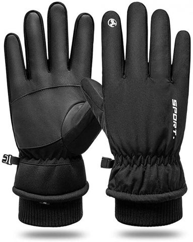UN Winter Skiing Gloves