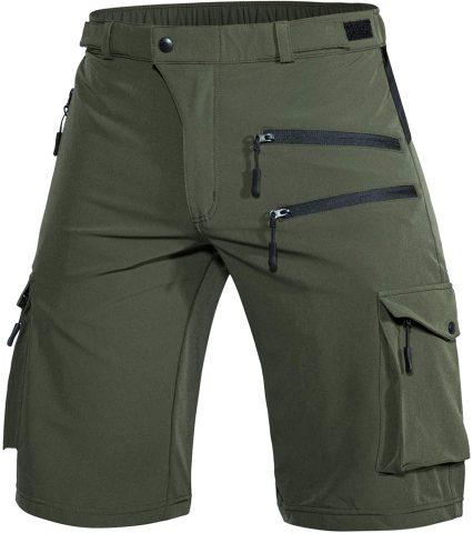 Wespornow Men's Hiking-Shorts